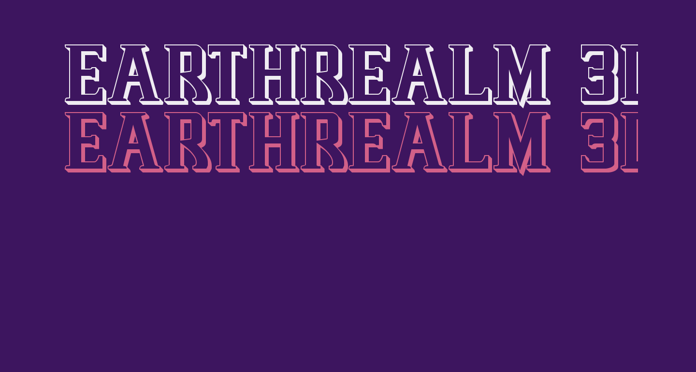 Earthrealm 3D
