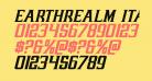 Earthrealm Italic