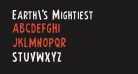 Earth's Mightiest