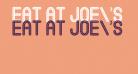 Eat at Joe's St