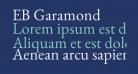 EB Garamond