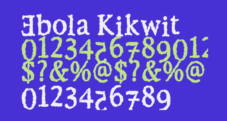 Ebola Kikwit