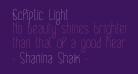 Ecliptic Light