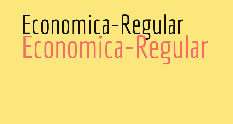 Economica-Regular