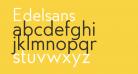 Edelsans