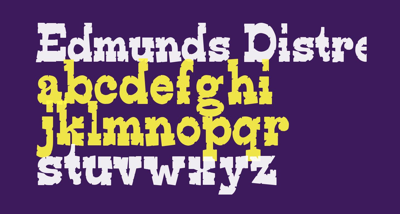 Edmunds Distressed