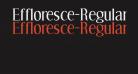 Effloresce-Regular
