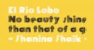 El Rio Lobo
