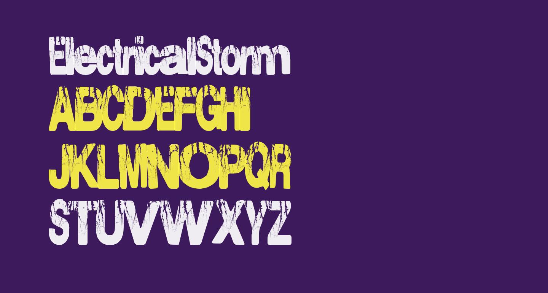 ElectricalStorm