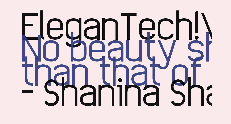 EleganTech!'