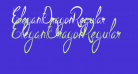 ElegantDragonRegular