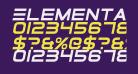 ElementalEnd Italic