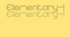 Elementary-Hollow