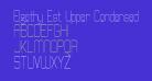 Elgethy Est Upper Condensed