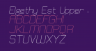 Elgethy Est Upper Oblique
