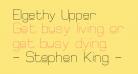 Elgethy Upper