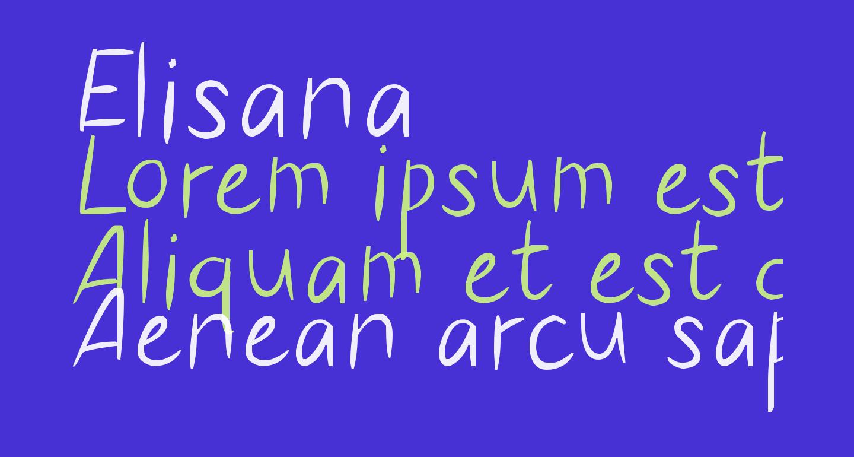 Elisana