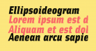Ellipsoideogram