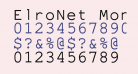 ElroNet Monospace
