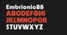 Embrionic85