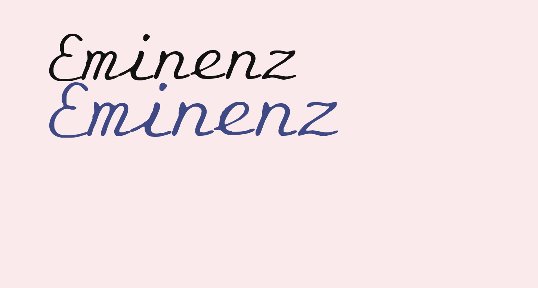 Eminenz