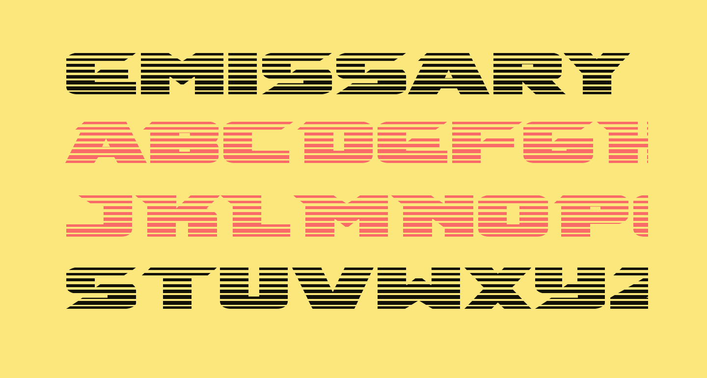 Emissary Scanlines