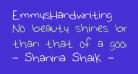 EmmysHandwriting