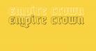 Empire Crown 3D Regular