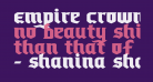 Empire Crown Expanded