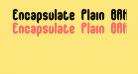 Encapsulate Plain BRK
