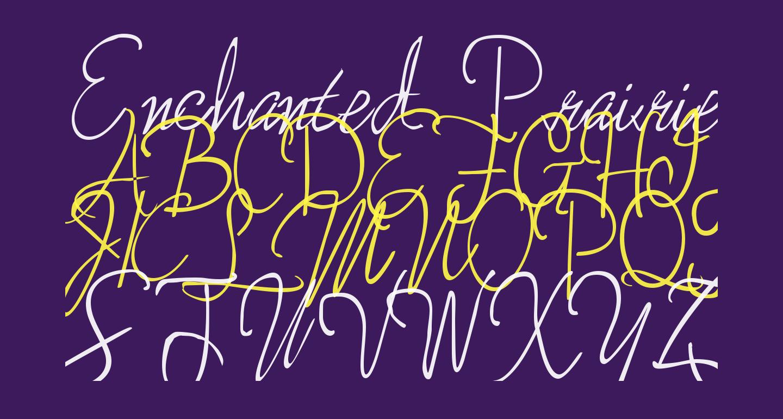 Enchanted Prairie Dog
