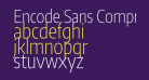 Encode Sans Compressed ExtraLight