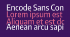 Encode Sans Condensed Medium