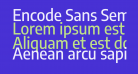 Encode Sans Semi Condensed Medium