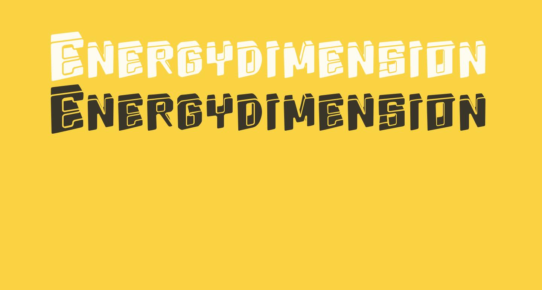 Energydimension
