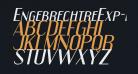 EngebrechtreExp-Italic
