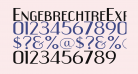 EngebrechtreExp-Regular