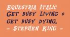 Equestria Italic