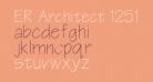 ER Architect 1251