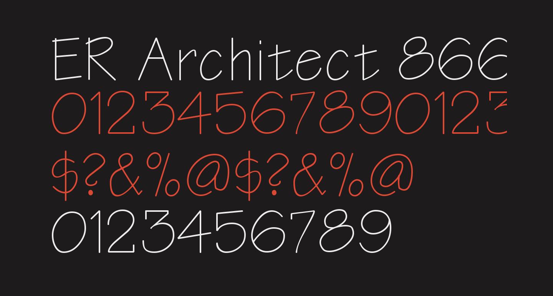 ER Architect 866