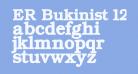 ER Bukinist 1251 Bold