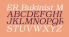 ER Bukinist Mac Italic