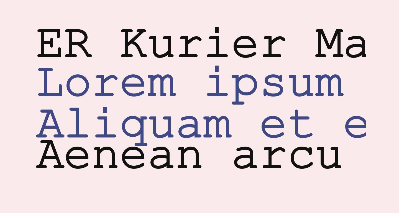 ER Kurier Mac