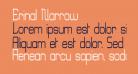 Erinal Narrow