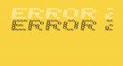 error 2000