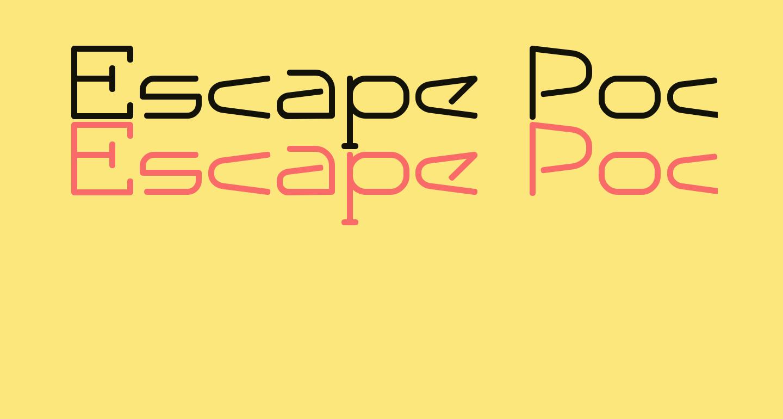 Escape Pod Normal