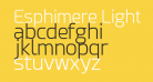 Esphimere Light