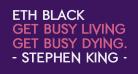 ETH Black