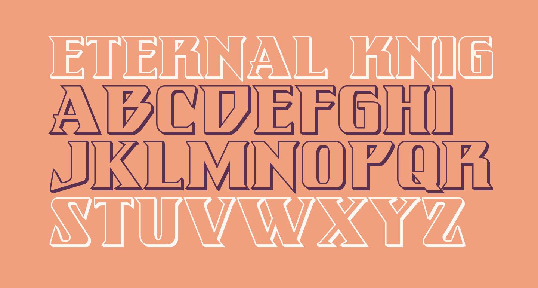 Eternal Knight 3D Regular