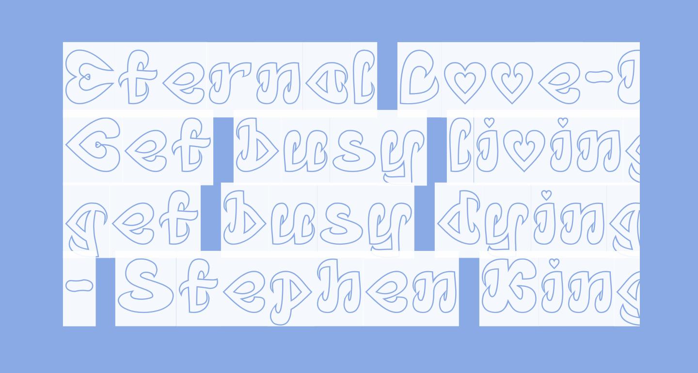 Eternal Love-Hollow-inverse